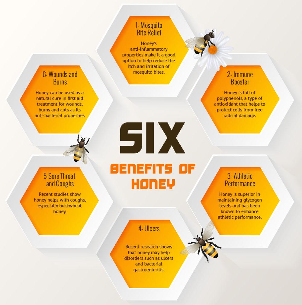 Raw Honey Benefits for Healing + 20 Popular Honey Uses