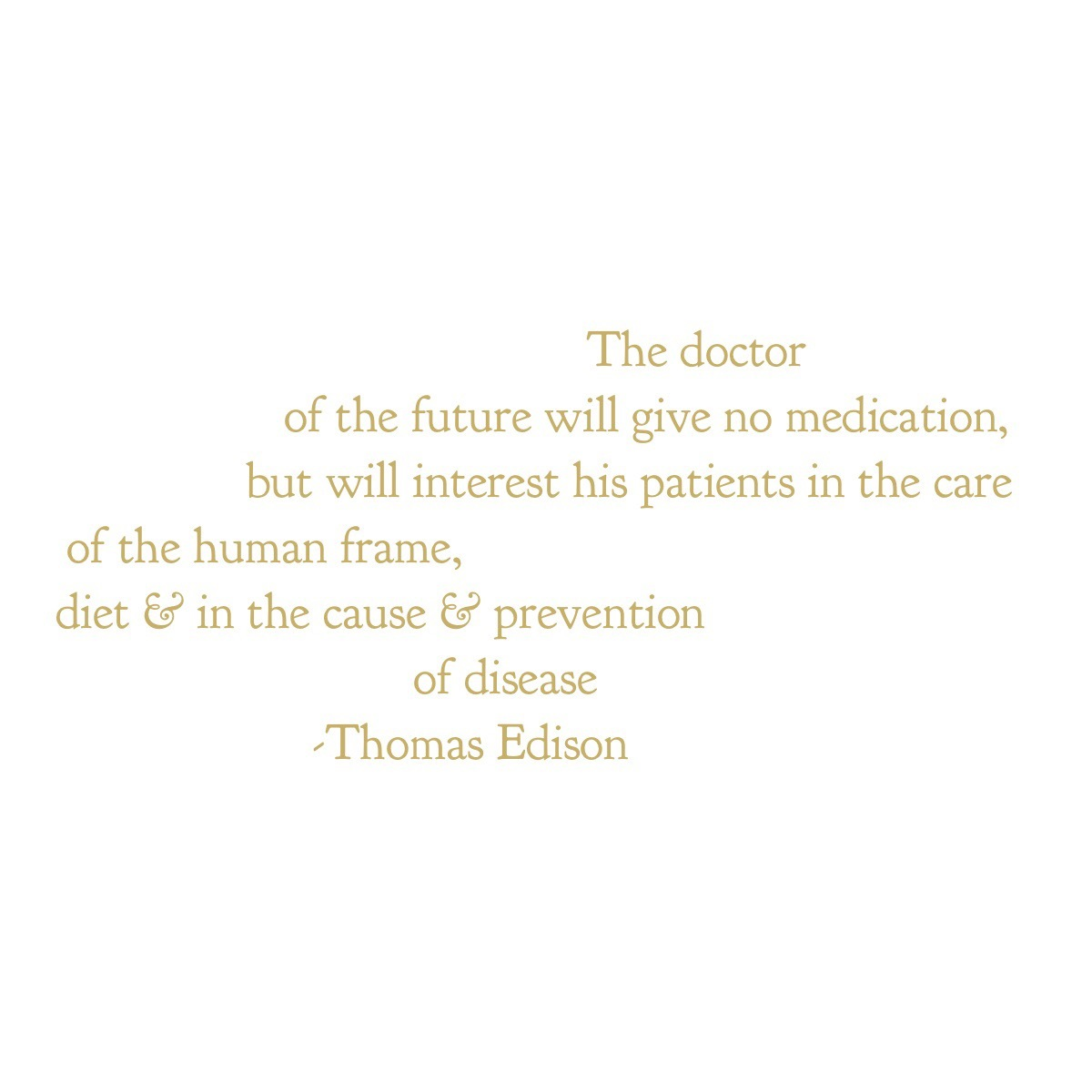 Shareable Quote The Doctor Of The Future