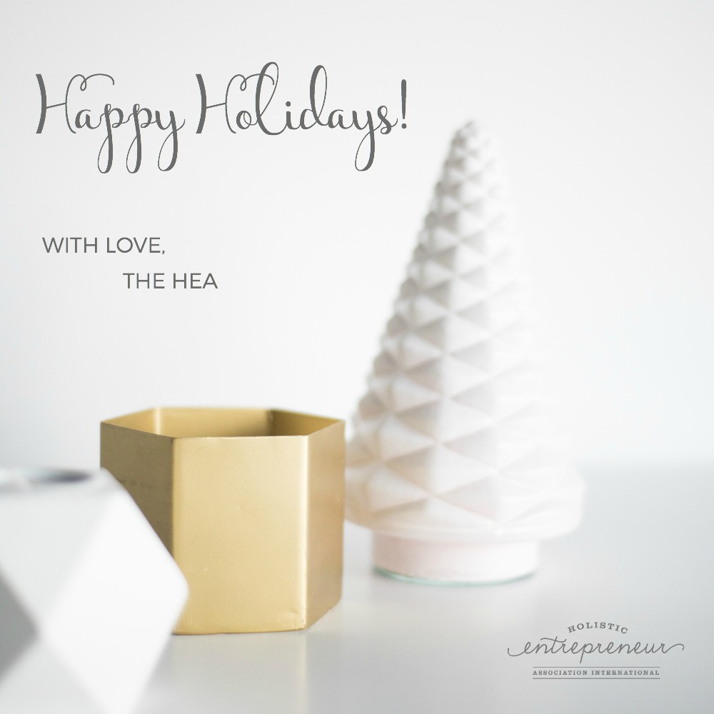 Happy Holidays With Love The HEA