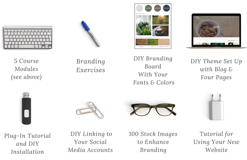 Copy of What You Get - Weekend Web Design